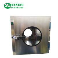 Stainless Steel Ordinary Cleanroom Pass Box / Transfer Box 0.2m-0.60m/S Average Speed Manufactures