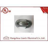China Threaded Indoor / Outside Electrical Conduit With Aluminum Die Casting , 1/2-4 Match on sale