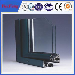 New! selling aluminium profiles for windows , aluminum structural frame Manufactures