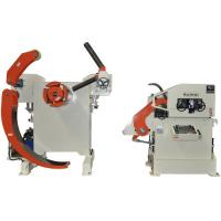 Pre - Embedded Stamping Nc Servo Roll Feeder Automatic Unwinding Equipment Manufactures