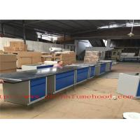 Manufacturer Direct Lab Table / Lab Workbench Furniture / Steel Laboratory Casework Manufactures