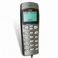 USB VoIP Phone USB-P1K, LCD, Keypad, Ringer, and Caller ID Function for Skype Calls Manufactures