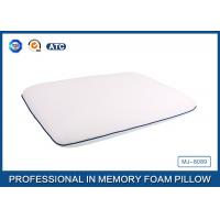 Quality Classic Bamboo Traditional Memory Foam Pillow 60x40cm For Deep Sleep for sale