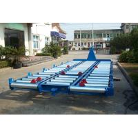 3600 kg Blue Cargo Dolly Trailer , Durable Ground Handling Equipment Manufactures