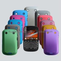 Plated Hard Case for Blackberry 9900 With Silicon Inside (HFBB-9900C) Manufactures