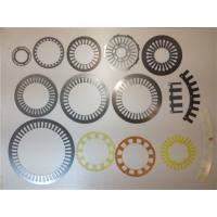 Automatic Interlock Electrical Steel Laminations, Laminated Steel Stator Core Manufactures