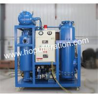 Cooking Oil Regeneration Machine with prefiltration filter unit,fryer oil filtering system with doulbe decolor chamber Manufactures