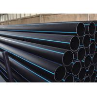 hdpe pipe pe100 butt fusion DN20mm to 1200mm hdpe water pipe prices sizes factory Manufactures