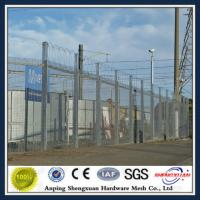 China 358 welded mesh fence , 358 fence systems ,  358 security fence on sale