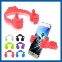 TPU Palm Cell Phone Accessory Holder Desk Stand For HTC Nexus Tablet Tab Manufactures