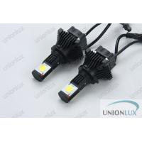 12v 50w H10 Cree Led Car Headlights, 3600lm H10 9005 9006 Auto Led Fog Lamp Manufactures