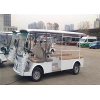 Emergency 48V Battery Electrical Ambulance Car With Pure Electric Power CE Approved Manufactures
