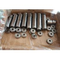 683 618/3 Ball Bearing Stainless Steel Miniature Ball Bearing For Micro Motor Manufactures