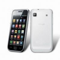 3G Smartphone, Support GPS, Wi-Fi Function and FM Radio, with 480 x 800 Pixels and 512MB RAM Manufactures