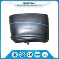 Natural Rubber Motorcycle Tire Tubes110/90-16 TR4 Valve Good Elasticity Manufactures