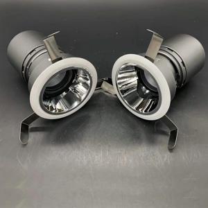IP44 White / Black 12 Watt LED Downlight , AC85-265V Wall Washer Downlight Manufactures