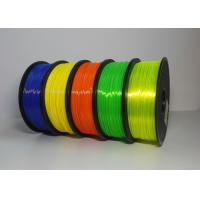 Free Sample Nylon Filament 1.75mm 2.85mm For FDM 3d Printer , CE / SGS Manufactures