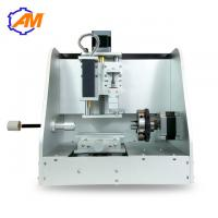 gold and silver outside ring jewelry laser engraving machine for sale Manufactures