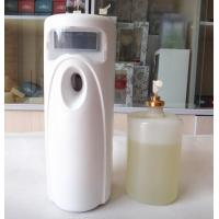 China aerosol dispenser programmable lcd flexible time setting air perfume liquid dispenser aroma diffuser sprayer purifier on sale