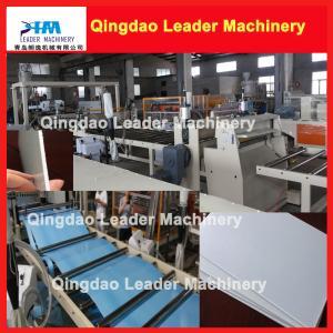 China Plastic PP foam sheet / board extrusion machine on sale