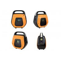 Portable Rechargeable Backup Power Supply Support Solar Charging And Cigarette Lighter Manufactures