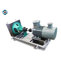Carbon Fiber Chemical Process Pump , Horizontal Phosphoric Acid Pump Pompa Chemical Manufactures
