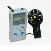 AM-4826 Air Velocity LCD Display MultifunctionalDigital Anemometer With Data Hold Function Manufactures
