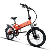 Quality WWW.YOLCART.COM Samebike JG-20 Foldable Electric bicycle for sale