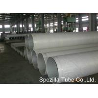 China Stainless Steel Tube Pipe UNS S31009 Stainless Steel Round Tube ANSI B36.19 TP 310H ERW Pipe TIG Welding on sale