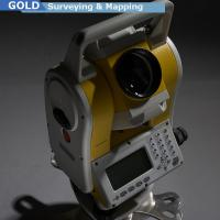 Absolute Encoding Upward Laser Pointing Total Station