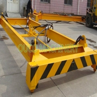 CE Standard 20ft Mechanical Container Lifting Spreader Manufactures