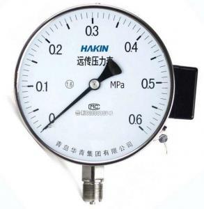 Resistance Transmitter Pressure Gauge