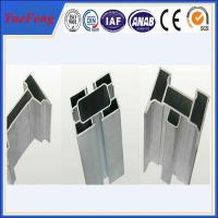 HOT! wholesale competitive industrial extruded aluminum profiles price Manufactures