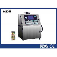 USB Interface Inkjet Coding Equipment Small Character Inkjet Date Code Printer Manufactures