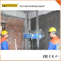 Electricity Net Weight 100kg Spray Plastering Machine Easy Operation Manufactures