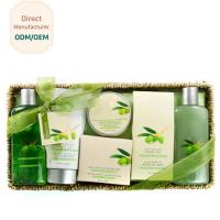 China OEM Relaxing Body Care Bath Gift Set , Luxury Bath Products Gift Sets on sale