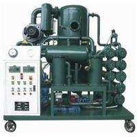 (Oil purification/ Oil treatment supplier) Supply Double-stage vacuum Transformer oil purifier Manufactures