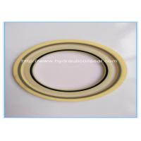 Mechanical Hydraulic Cylinder Oil Seal Rod Buffer Seal Weather Resistance Manufactures