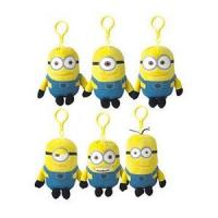Despicable Me Minions Stuffed Animals Plush Toy Keychain Backpack Clip Manufactures
