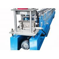 Steel Structure C Purlin Forming Machine Building Support Easy Operation Manufactures