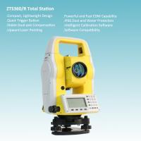 Compact Absolute Encoding Land Surveying Total Station