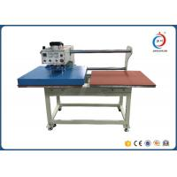 Fully Automatic T Shirt Heat Transfer Machine with Pneumatic System