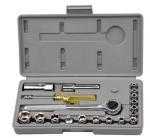 "19 PCS Socket Set (1/4""& 3/8"") (ST-2113) Manufactures"