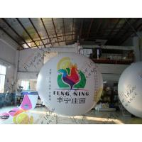 Eye - Catching Inflatable Advertising Balloon Digital Printing for Exhibition Manufactures