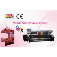 China Large Format Directly Mimaki Textile Printer With High Speed Epson DX7 Head on sale