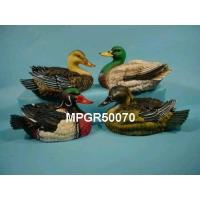 Polyresin Large Duck Decoration Manufactures