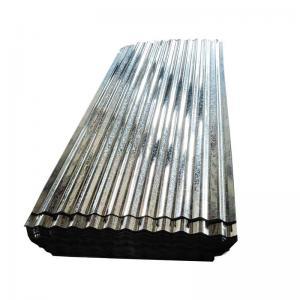 SGCC, G550, JIS G3302 Steel Regular Spangle Galvanized Sheet Metal Roofing Manufactures