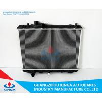 Aluminum and plastic Vehicle radiator for Suzuki SWIFT'05 OEM 17700-63J00 Manufactures