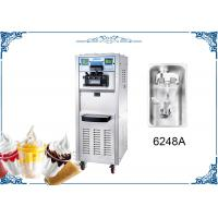 High Output Commercial Soft Yogurt Ice Cream Maker Air Pump Feed OEM & ODM Manufactures