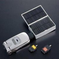 China Solar Power Mobile Phone Charger, Measuring 63 x 30 x 95mm on sale